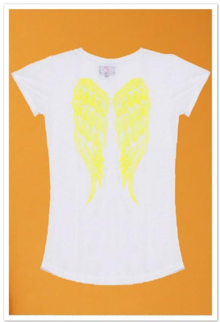T-shirt Asas Flúor