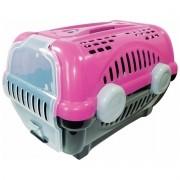 Caixa de Transporte Cachorro Raça Média Luxo N 3 Furacão Pet