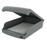 Desumidificador/Estufa de Papel Bivolt p/ até 600 Folhas A4 de 75g - Menno