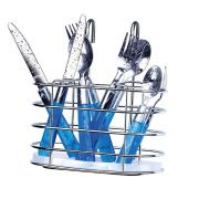 Escorredor Porta Talheres Cook Home Suporte Organizador de Pendurar - Arthi