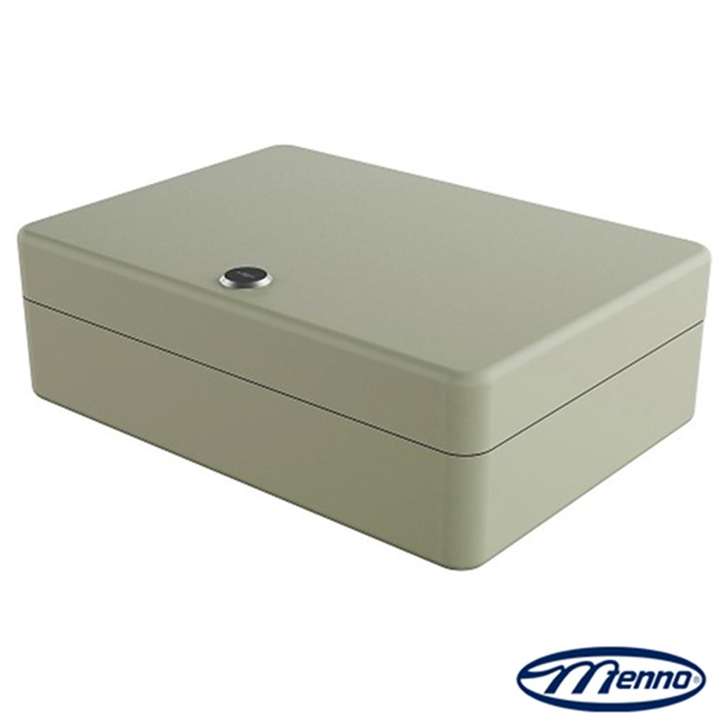 Claviculário Metálico Menno TS48 Porta Chaves p/ 48 Chaves c/ Chaveiros Coloridos