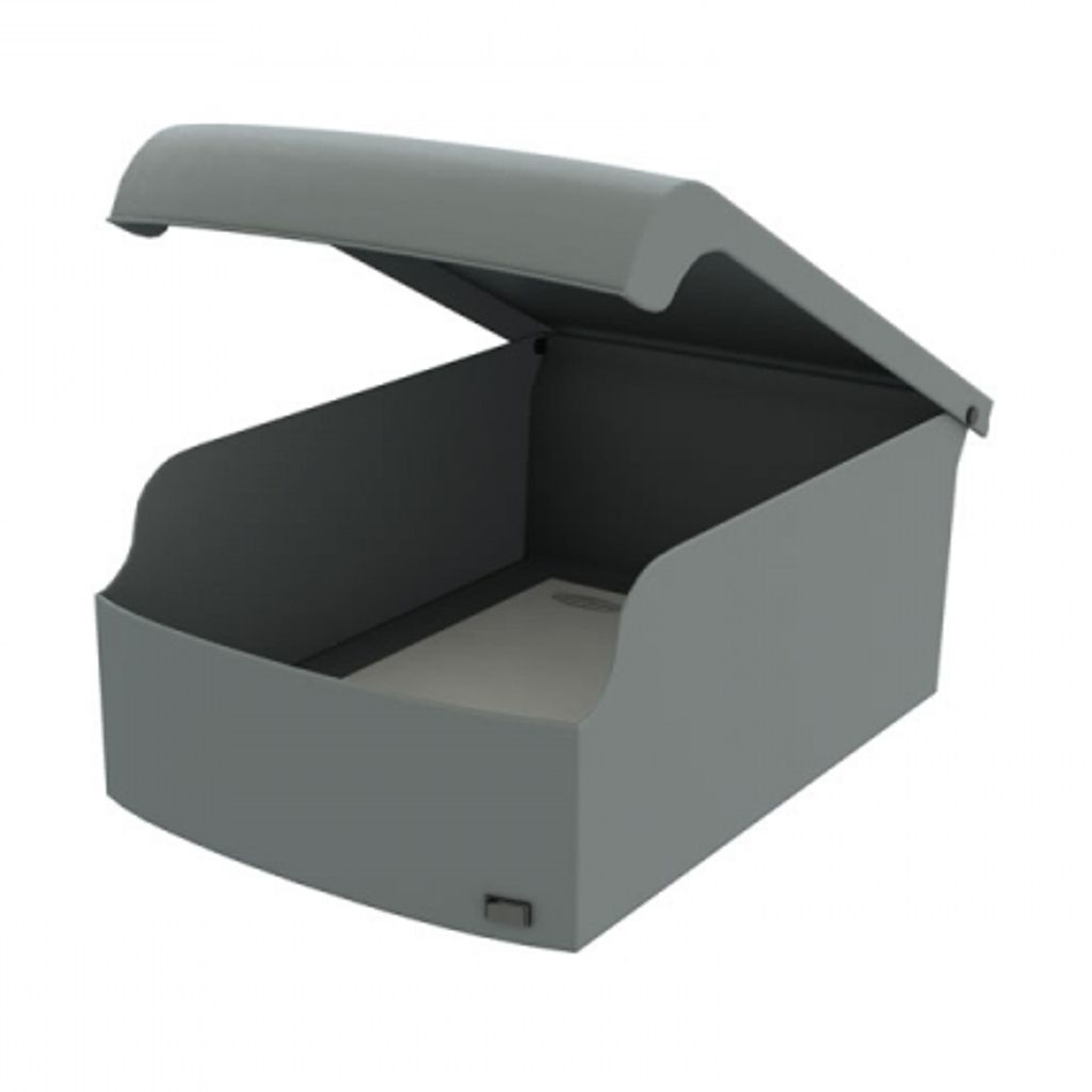 Desumidificador/Estufa de Papel A4 Bivolt p/ até 1500 Folhas de 75g - Menno