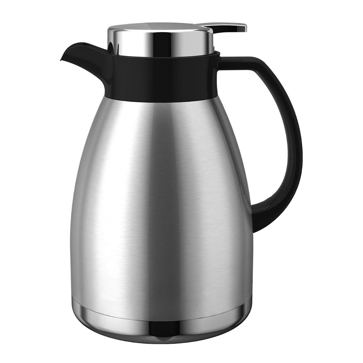 Garrafa Térmica de Café Chá Leite em Aço Inox Lilac 1.2L TP6514 - Termopro