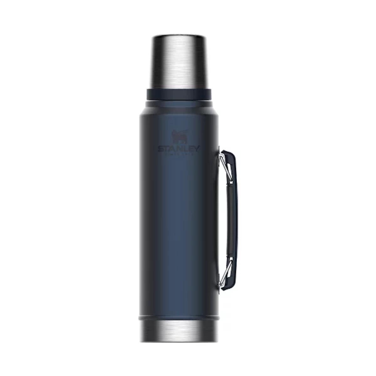 Garrafa Térmica Lendária Classic Bottle Frio/Quente 1L Cerveja/Líquidos - Stanley