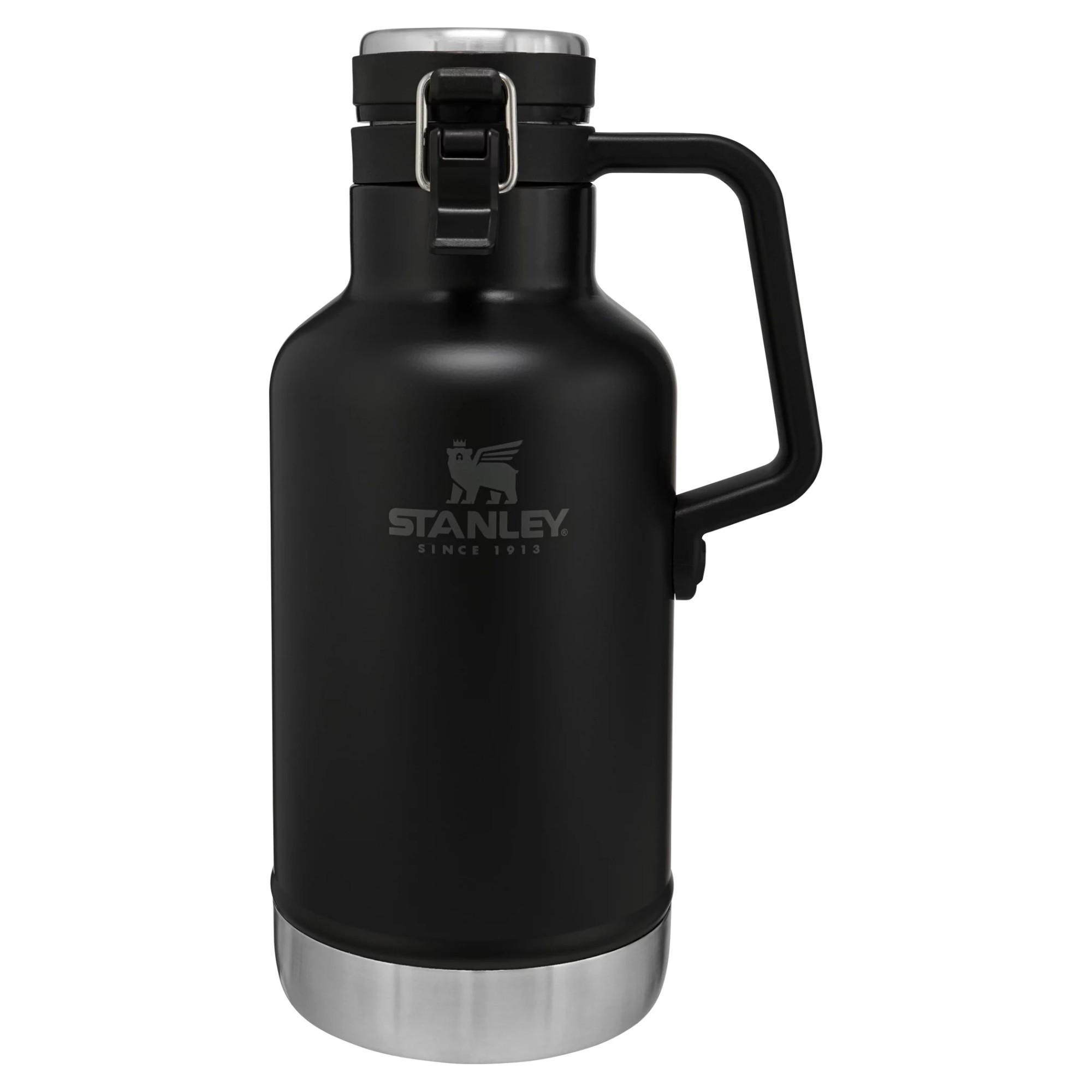 Garrafa Térmica Growler Clássico Vacuum Frio/Quente 1,9L Cerveja/Líquidos - Stanley