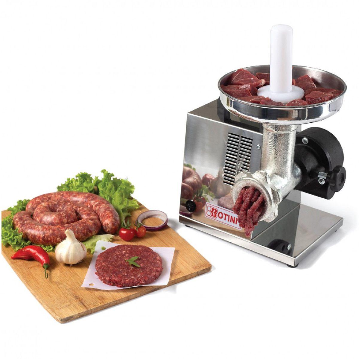 Moedor Elétrico Multiuso de Carne e Massas Bivolt B05 Gourmet - Botini