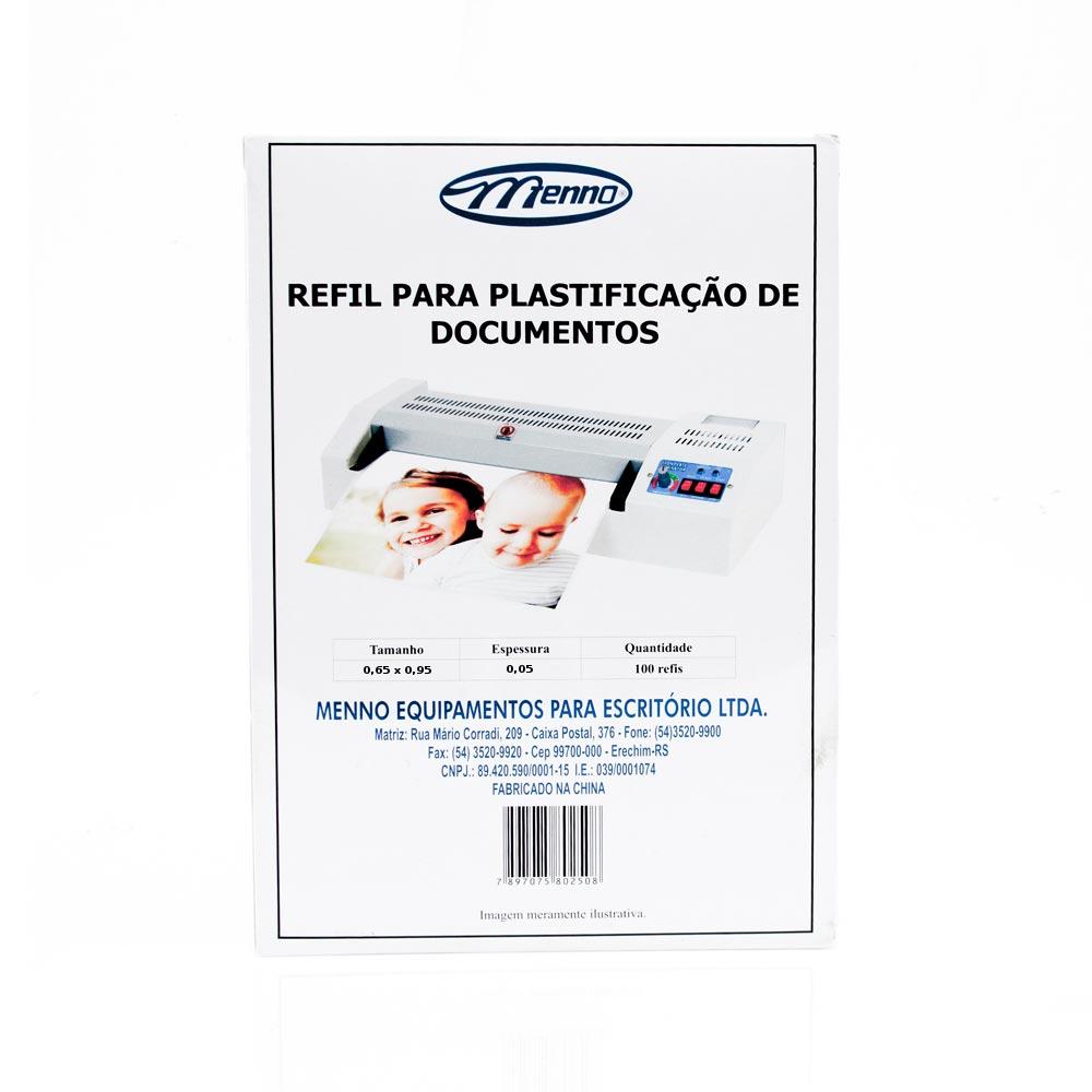 Plastificadora de Documentos Menno PLM 11 p/ Plastificação 11cm de Largura