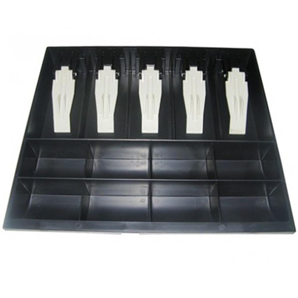 Porta Cédulas e Moedas Menno MG40 Com Prendedor Plástico