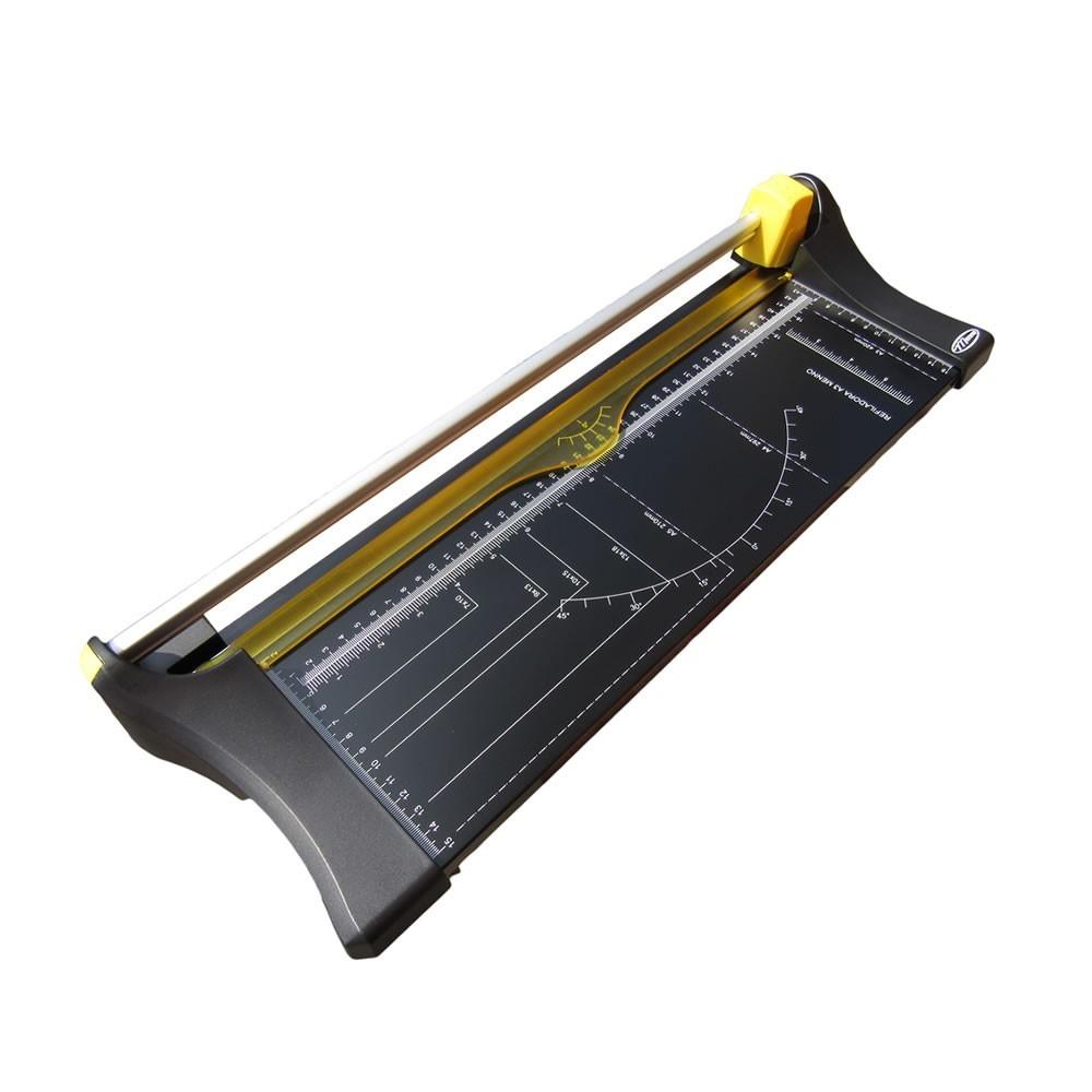 Refiladora de Papel A3 Compacta Corte 43cm até 10 Folhas de 75g - Menno