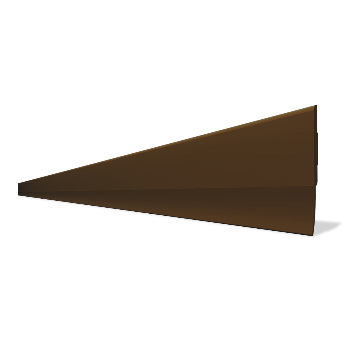Rodo Veda Porta Slim Fixação Adesivo 100cm - ComfortDoor