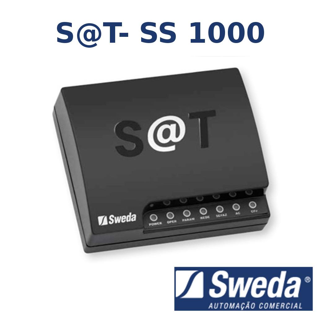 Sat Fiscal Sweda SS-1000 NFC-e Autenticador de Cupom Fiscal