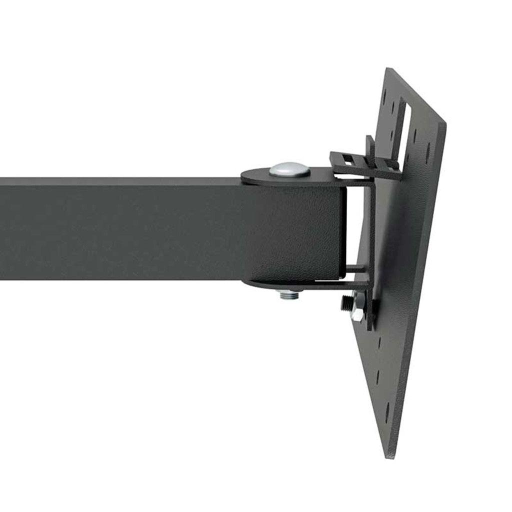 """Suporte TV Articulado c/ Inclinação LED/LCD de 14"""" a 58"""" M3 Preto - Multivisão"""
