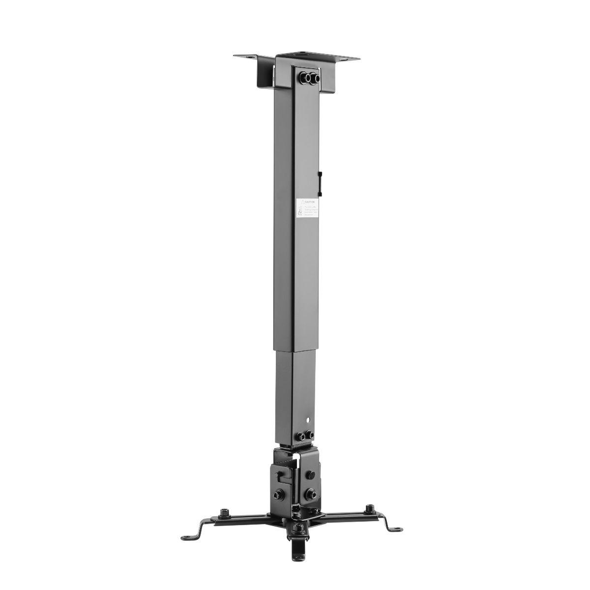Suporte Universal p/ Projetor Teto/Parede 43-65cm c/ Inclinação 8º Giro 15º MT-305 - Multivisão