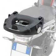 Base Suporte Bagageiro Moto Givi SR5108 BMW R 1200GS 2013/16 Base M-5 Acompanha o Produto - Givi