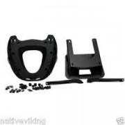 Base Suporte Bagageiro Moto Givi SR694 Monokey Topcase Mounting Kit-BMW R1100GS (94-99) R1150GS (00-04)