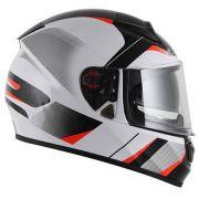 Capacete LS2 FF397 Vector Astro - Vermelho