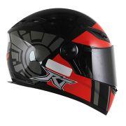 Capacete Race Tech 501 RT501 Racing Project - Vermelho