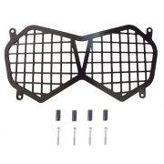 Protetor de Farol Grade Chapam p/ Tiger 800 XC/ABS 9218