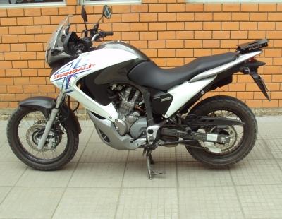 Bagageiro Chapam Chapa p/ Transalp 700 8036