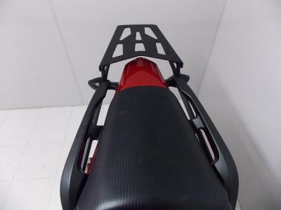 Bagageiro Chapam com Encosto p/ Honda NC 700 X / NC 750 X