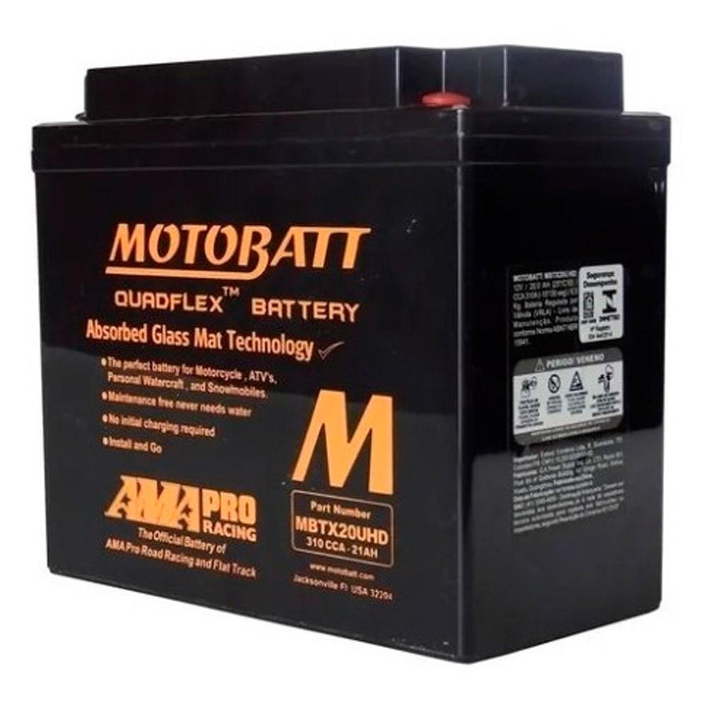 Bateria Motobatt MBTX20U HD - Harley Davidson, Tiger 1200