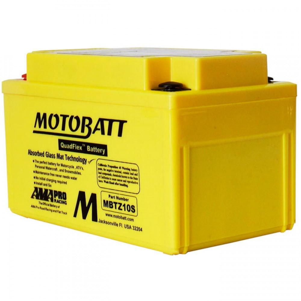 Bateria Motobatt MBTZ10S - Hornet, BMW S1000RR, MT-07, MT-09