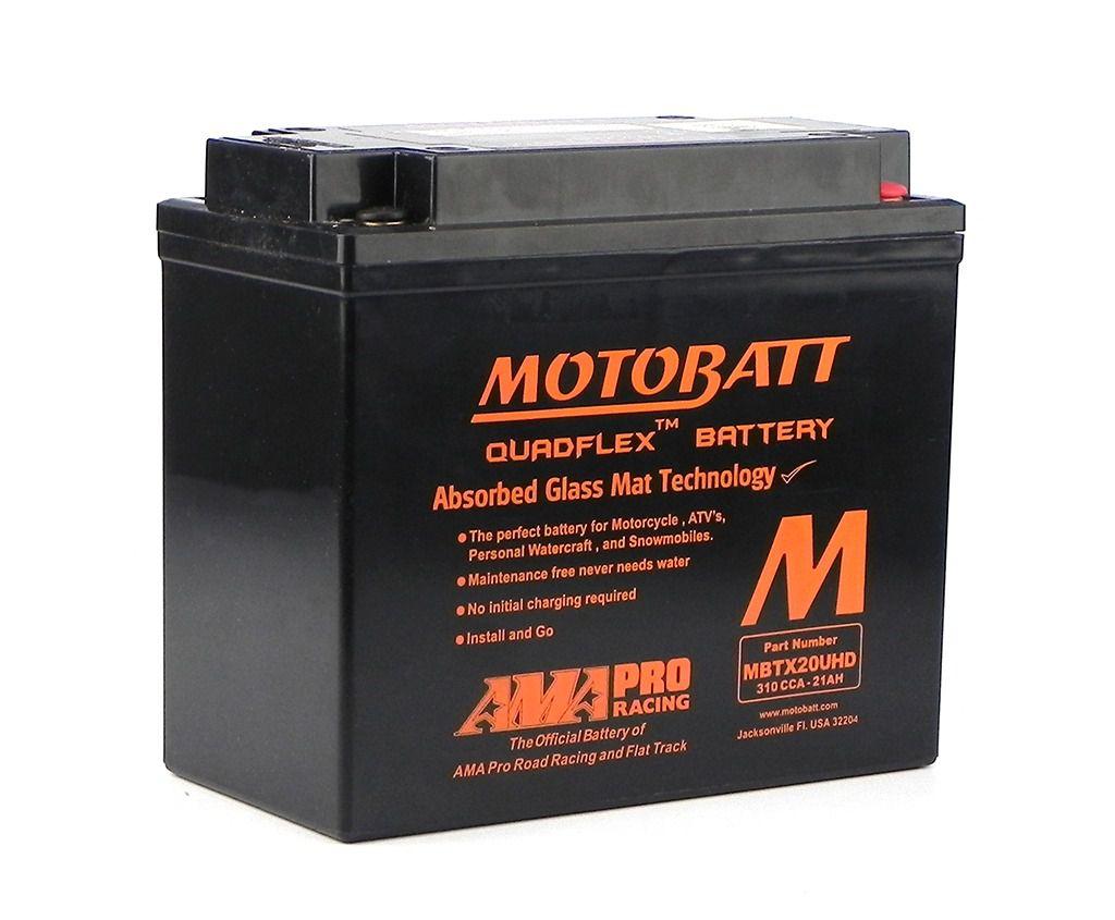 Bateria Motobatt Mbtx20Uhd - Jet Sky/Harley