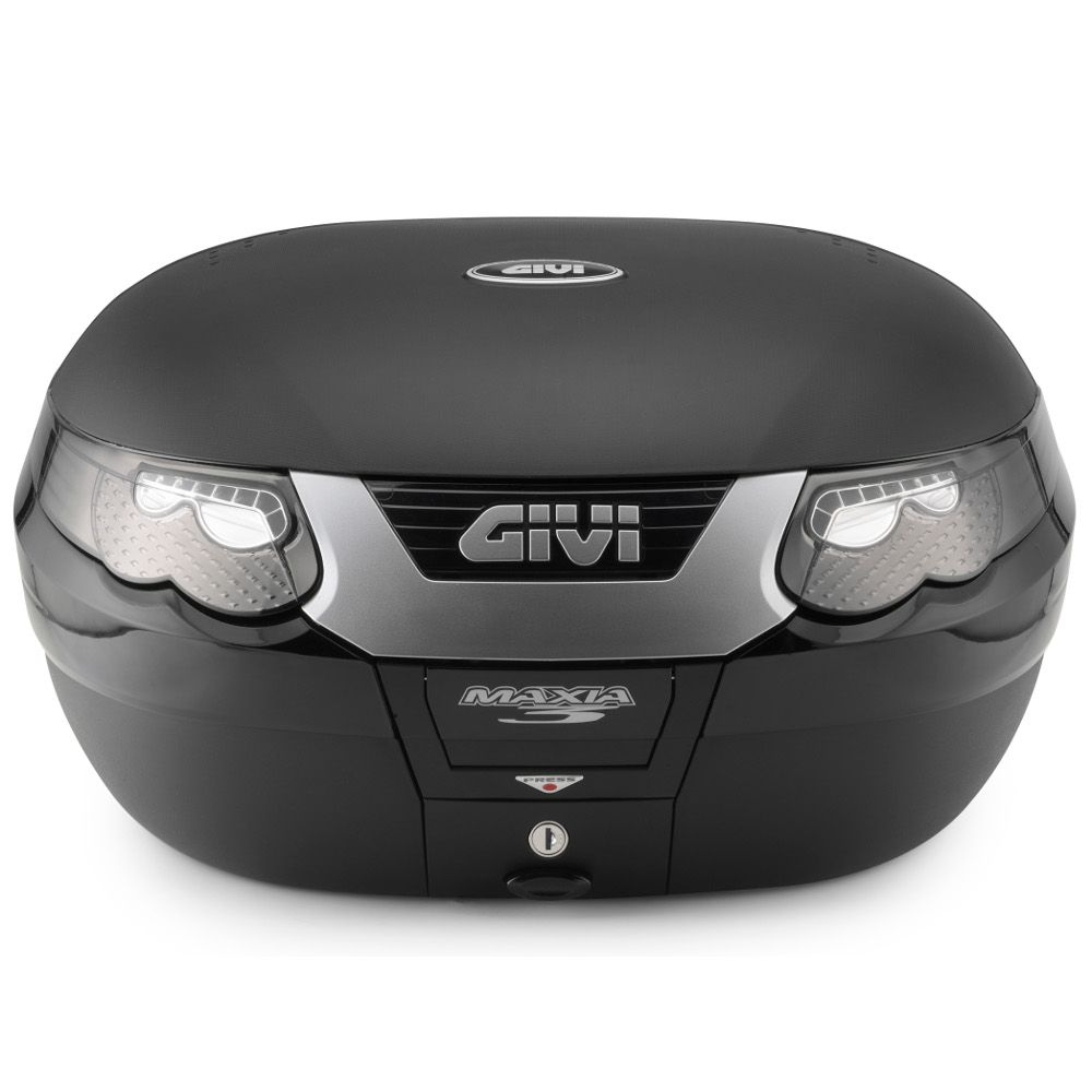 Baú Givi 55 Litros E55NT Monokey Tech New Maxia (Preto)