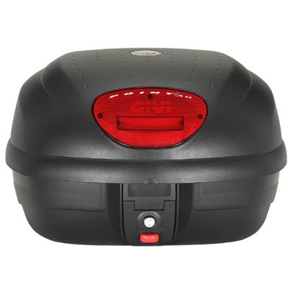 Baú Givi Monolock E-33N Point Preto