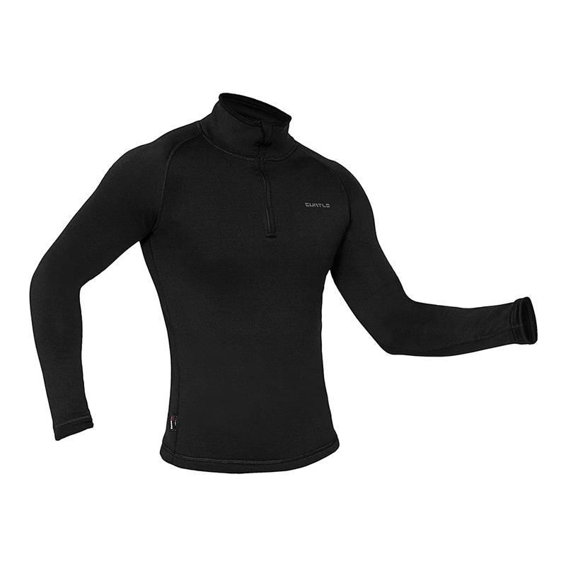 Blusa Segunda Pele Zip ThermoSkin - Masculino