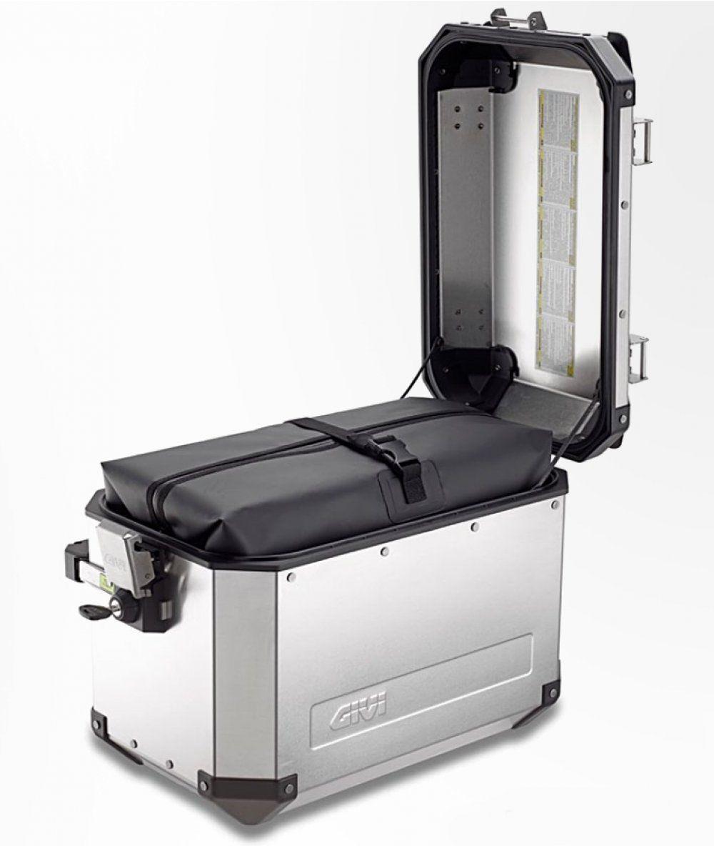 Bolsa Interna Givi T507 para baú OUTBACK Lateral 48L Impermeável