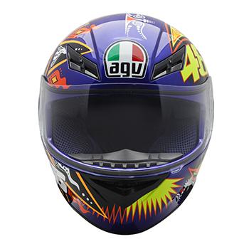 Capacete AGV K-3 Moto GP Réplica