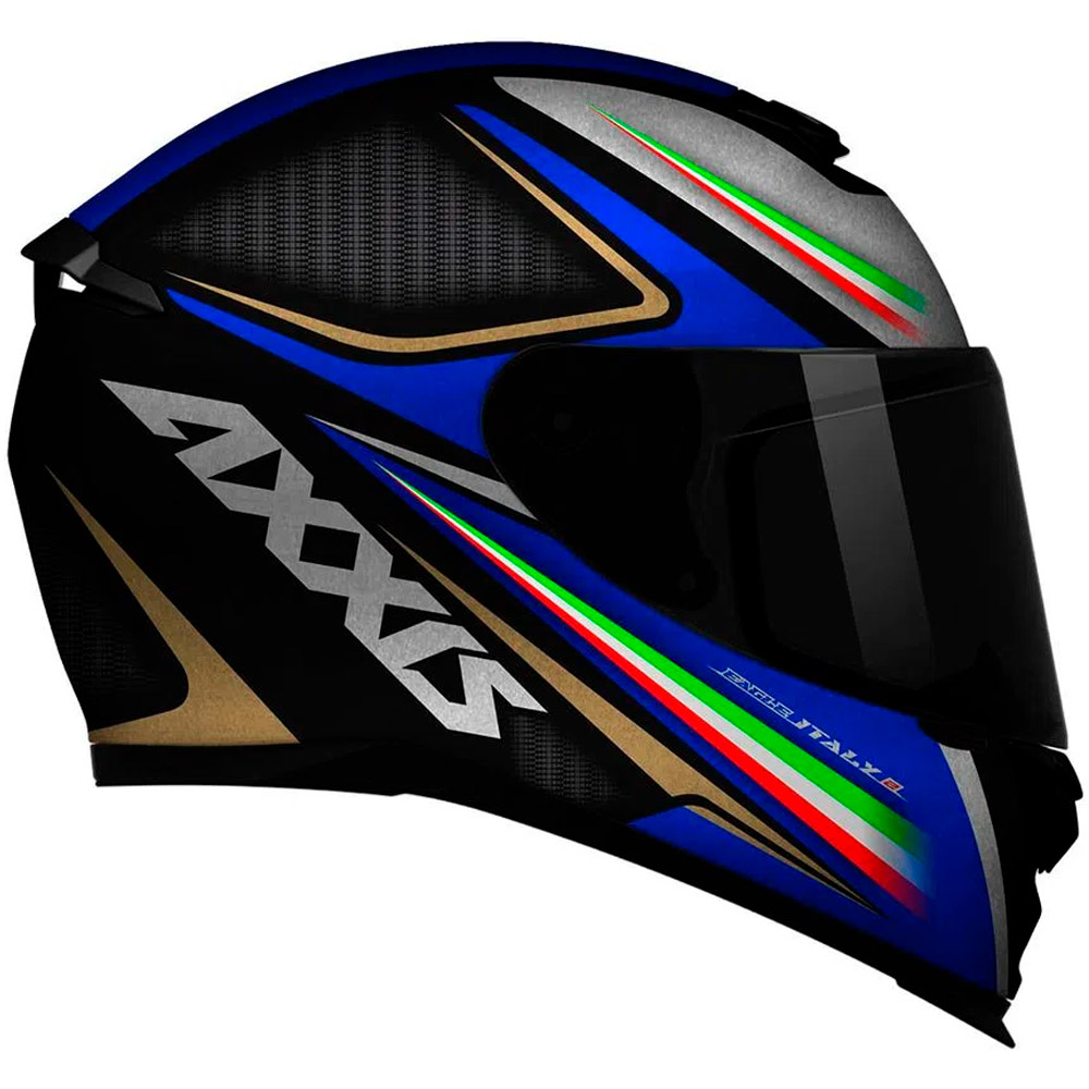 CAPACETE AXXIS EAGLE ITALY 2