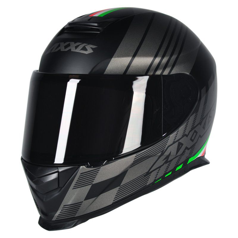 CAPACETE - AXXIS EAGLE ITALY MATT BLACK