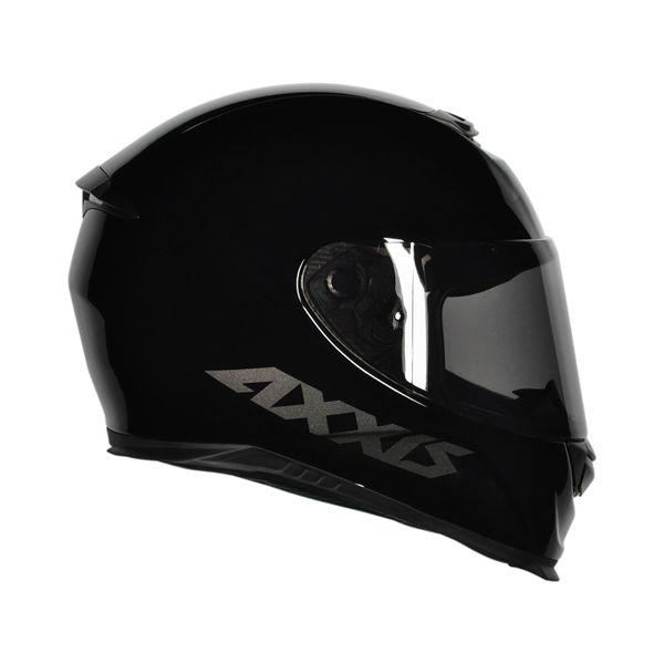 CAPACETE - AXXIS EAGLE MONOCOLOR BLACK