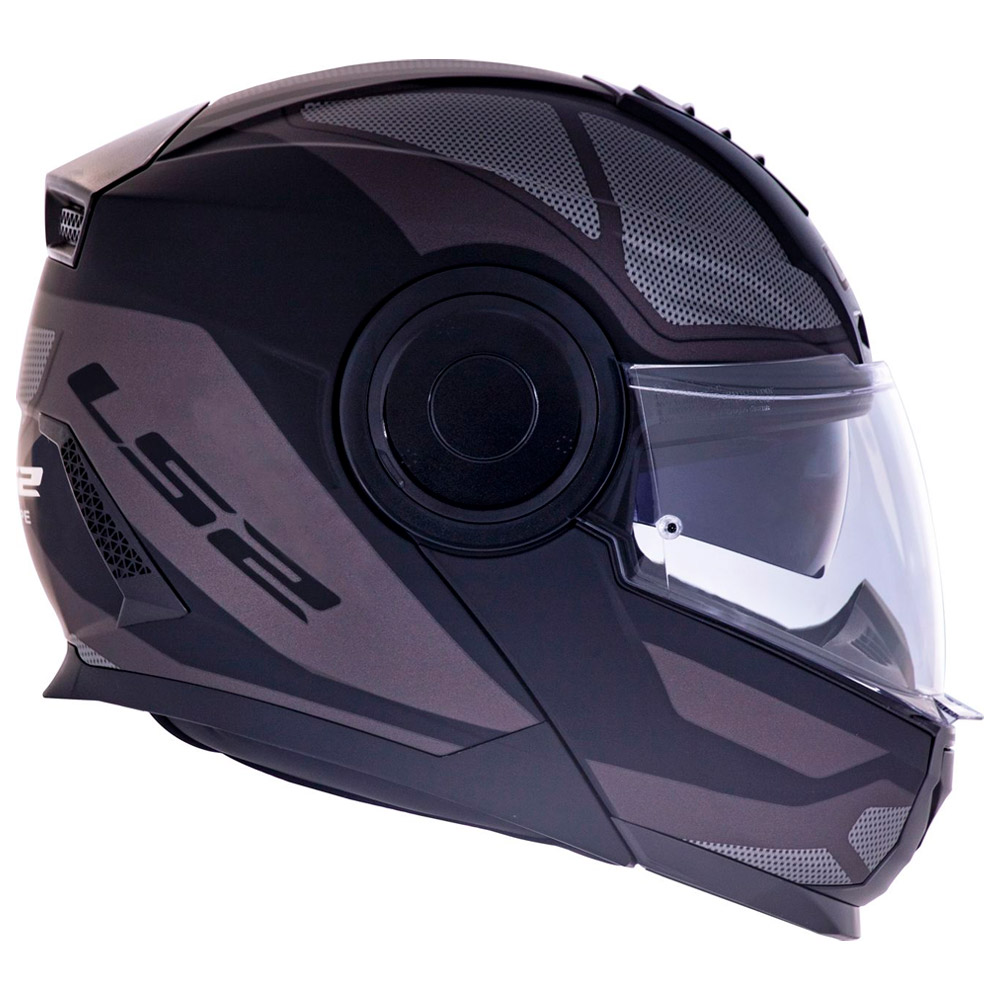 CAPACETE LS2 ESCAMOTEAVEL FF902 SCOPE MASK