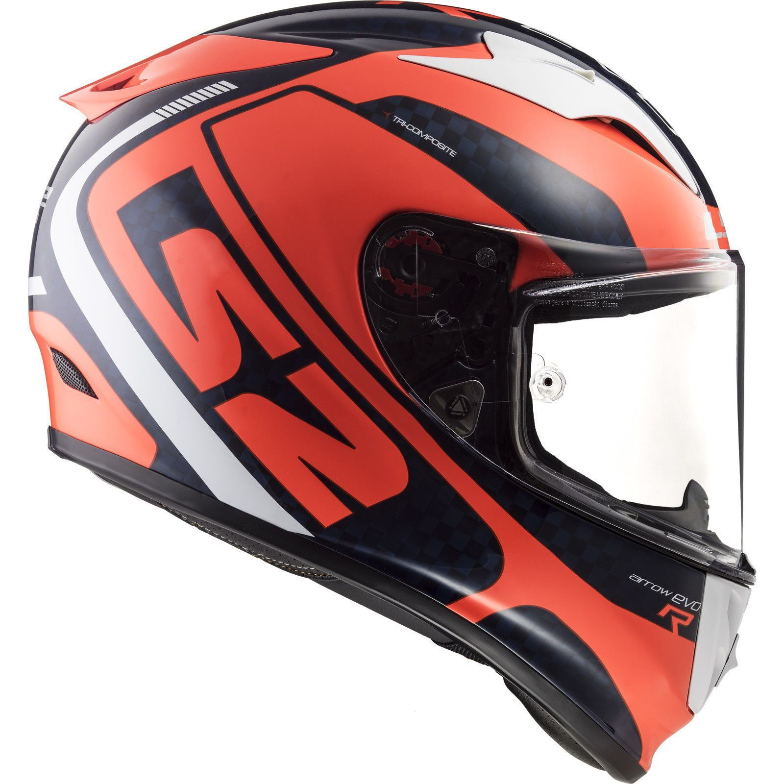 Capacete LS2 FF323  Arrow C Evo Sting Carbono