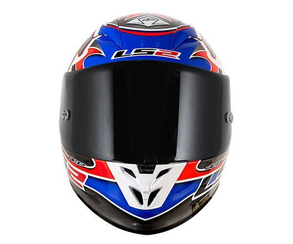 Capacete LS2 FF323 Arrow R Alex Barros - Tricomposto