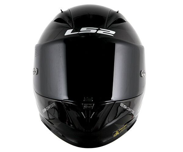 Capacete LS2 FF323 Arrow R Comet Preto - Tricomposto
