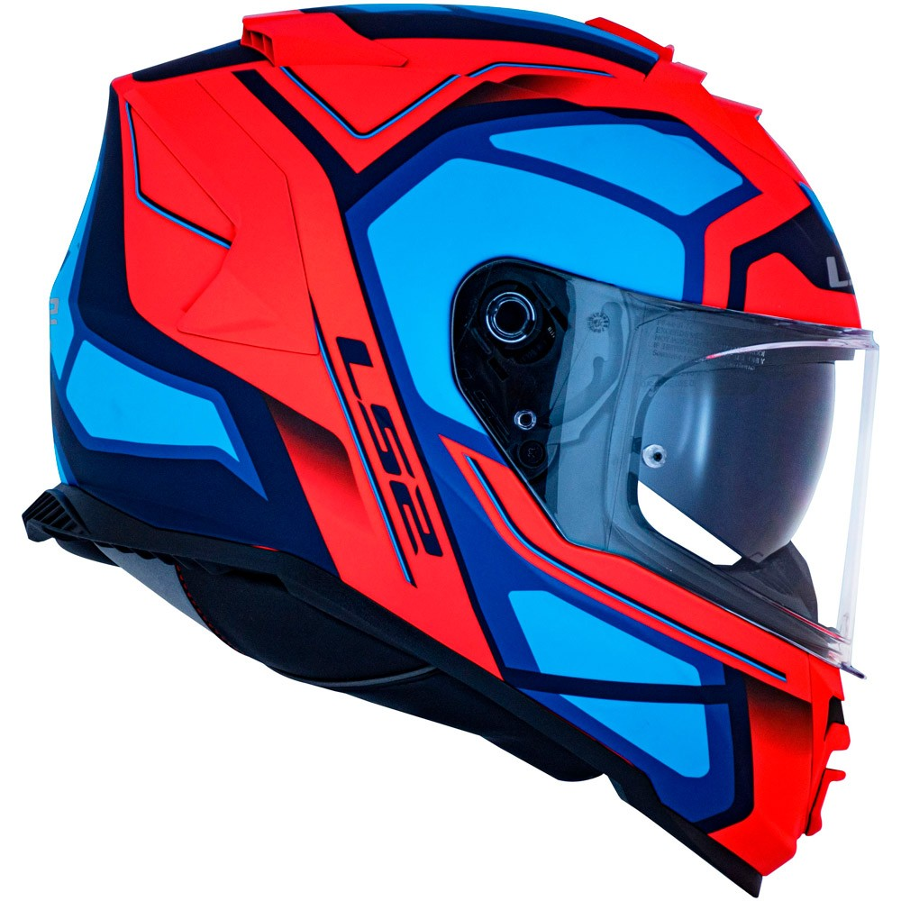 Capacete LS2 FF800 Storm Faster Fosco