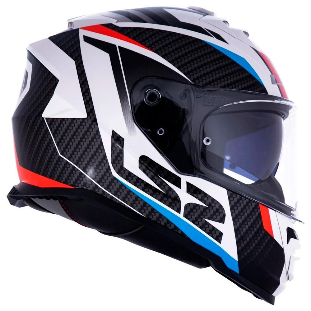 Capacete LS2 FF800 Storm Racer