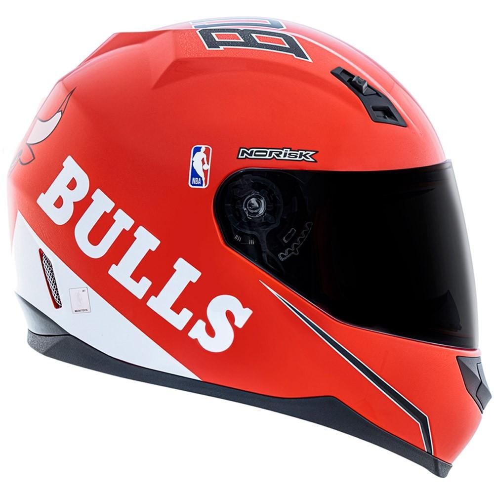 Capacete Norisk FF391 NBA Chicago Bulls