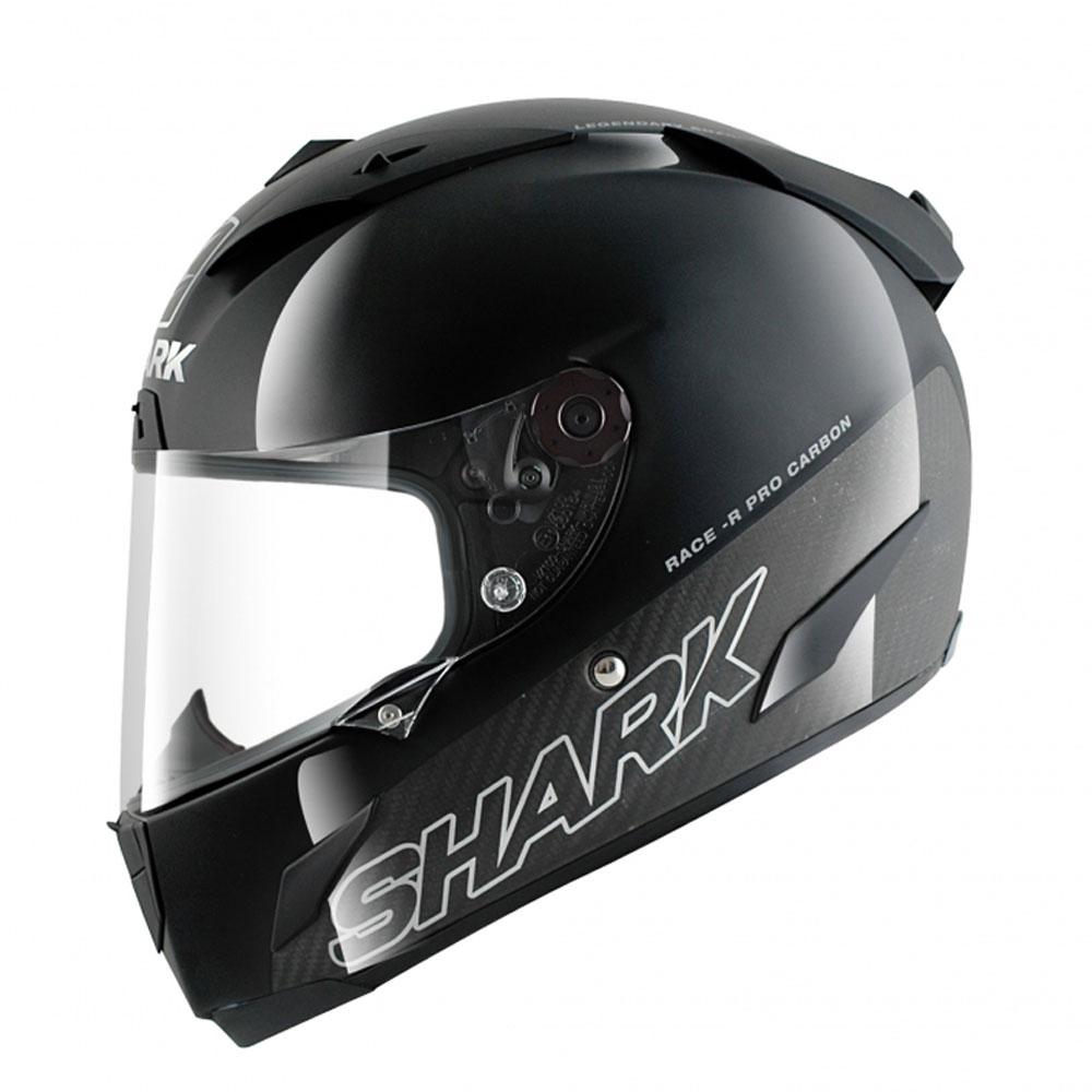 Capacete Shark Race-R Pro Carbon Blank BLK