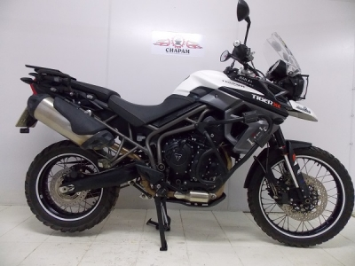 Cavalete Central Chapam p/ Tiger 800 XC ABS 2016 - 8298