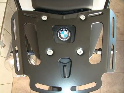 Chapa p/ bagagens Chapam BMW F 800 GS 8214