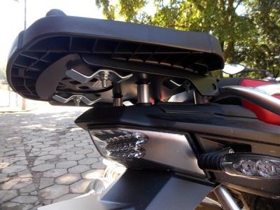 Chapa Suporte Chapam Bauleto p/ BMW F 650 GS / F 800 GS 7797