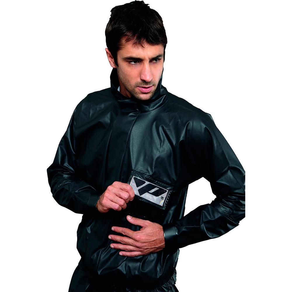 978e2054b9c Conjunto De Chuva Pantaneiro PVC Masculina - Adrenalina Motos