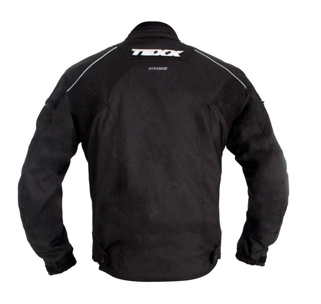 Conjunto Motociclista Masculino Jaqueta + Calça Texx Strike