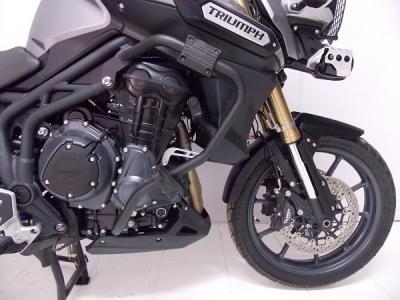 Protetor Chapam de Motor c/ pedaleira p/ Triumph Tiger 1200 - 9197