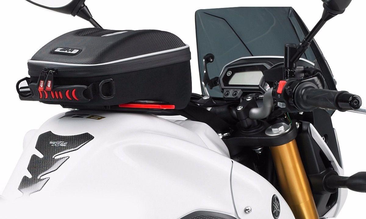 Flange BF20 Fixação Bolsa de Tanque Givi Tanklock Honda CB500 F / X / CBR500 R / CB650 F / CBR650 F / Crosstourer 1200